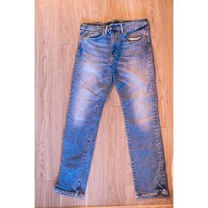 LEVI'S 511 jeans 34/32